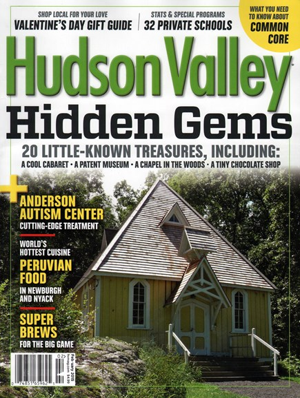 Hudson Valley Cover - 2/1/2015