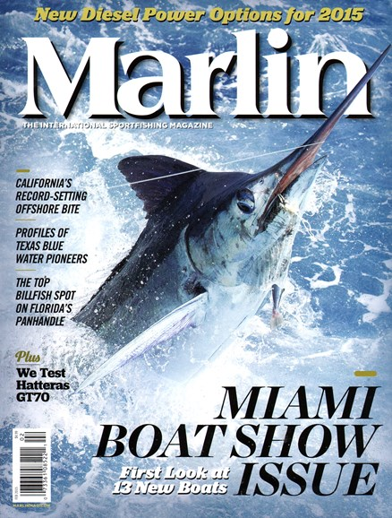Marlin Cover - 2/1/2015