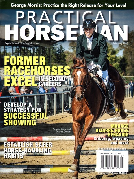 Practical Horseman Cover - 2/1/2015