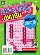 Spot and Circle Jumbo Magazine 4/1/2015