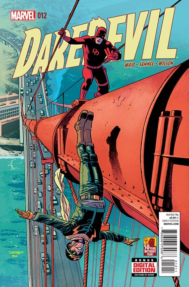 Daredevil Cover - 3/1/2015
