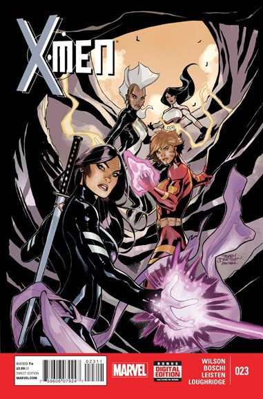 X-Men Gold Cover - 3/1/2015