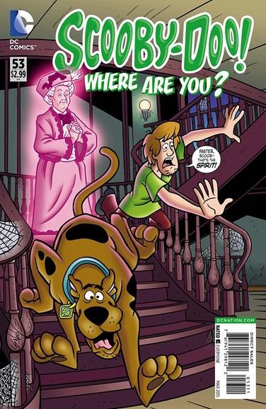 Scooby Doo, Where Are You? Cover - 3/1/2015