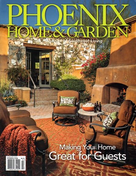 Phoenix Home & Garden Cover - 2/1/2015