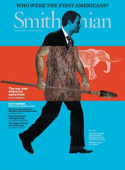 Smithsonian Cover - 2/1/2013