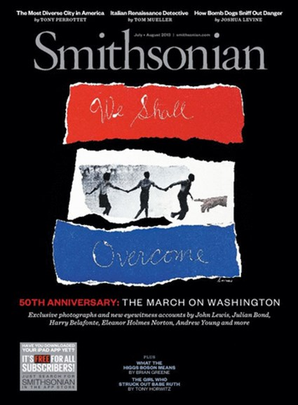 Smithsonian Cover - 7/1/2013