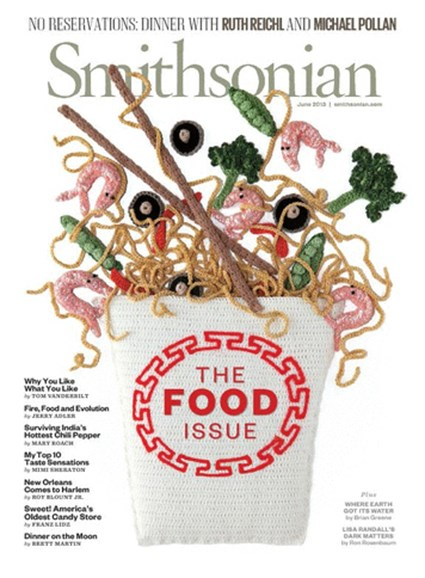 Smithsonian Cover - 6/1/2013