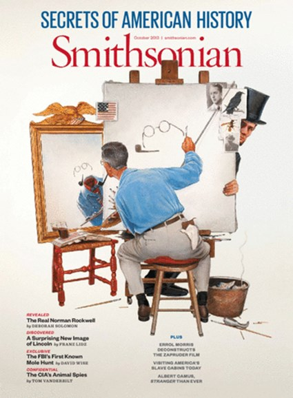 Smithsonian Cover - 10/1/2013