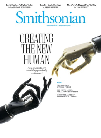 Smithsonian Cover - 9/1/2013