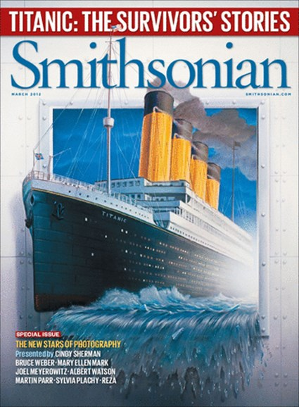 Smithsonian Cover - 3/1/2012