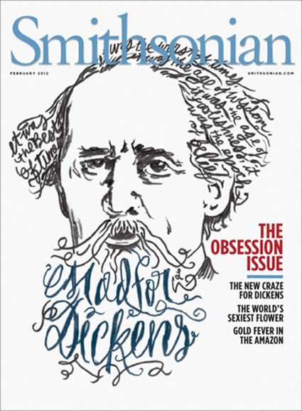 Smithsonian Cover - 2/1/2012