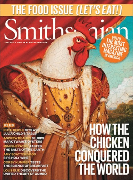 Smithsonian Cover - 6/1/2012