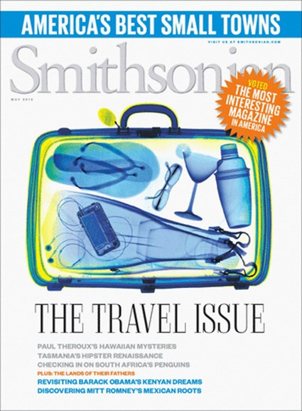 Smithsonian Cover - 5/1/2012