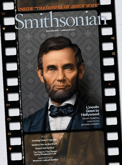 Smithsonian Cover - 11/1/2012