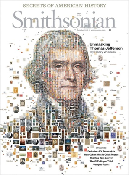 Smithsonian Cover - 10/1/2012