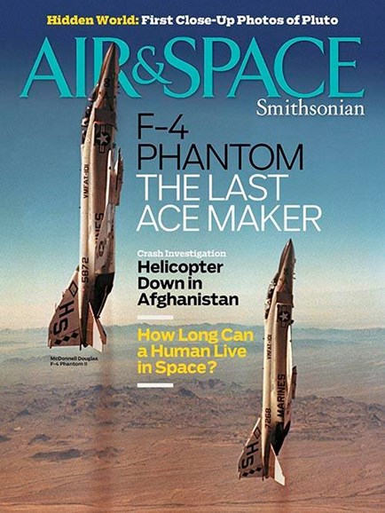 Air & Space Cover - 3/1/2015