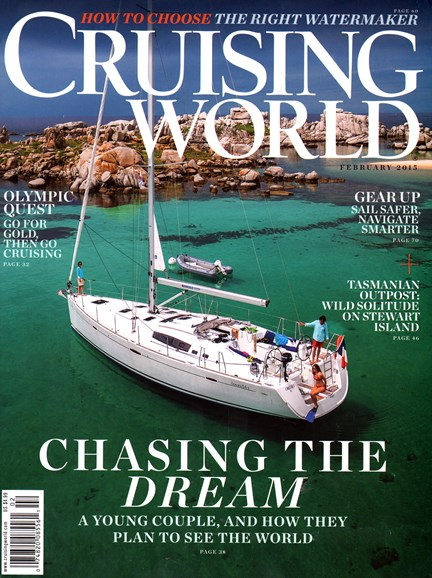 Cruising World Cover - 2/1/2015