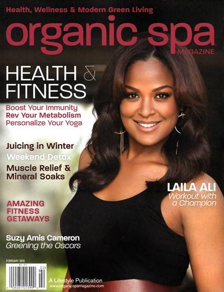 Organic Spa Cover - 2/1/2015