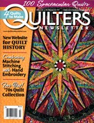 Quilter's Newsletter 2/1/2015
