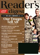 Reader's Digest Large Print 2/1/2015