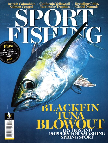 Sport Fishing Cover - 2/1/2015