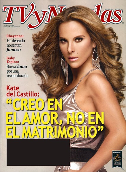 Tv Y Novelas Cover - 2/1/2015