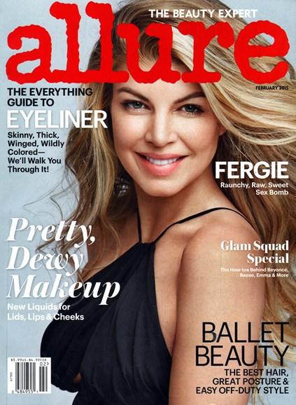 Allure Cover - 2/1/2015
