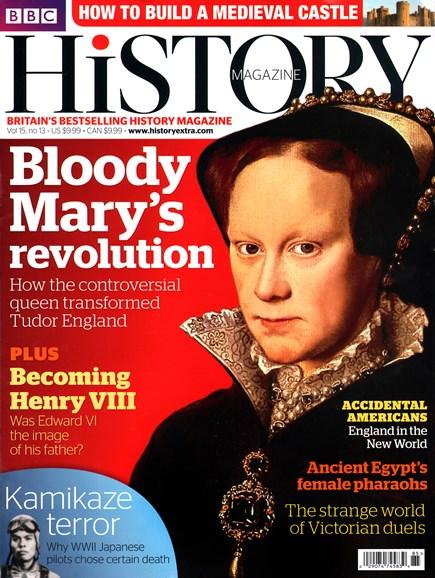 BBC History Cover - 12/25/2014