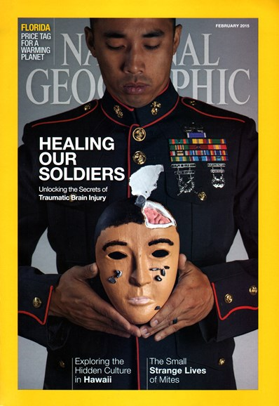 National Geographic Cover - 2/1/2015