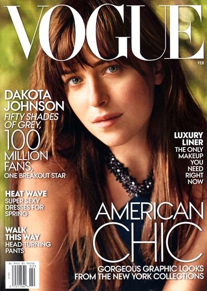 Vogue Cover - 2/1/2015