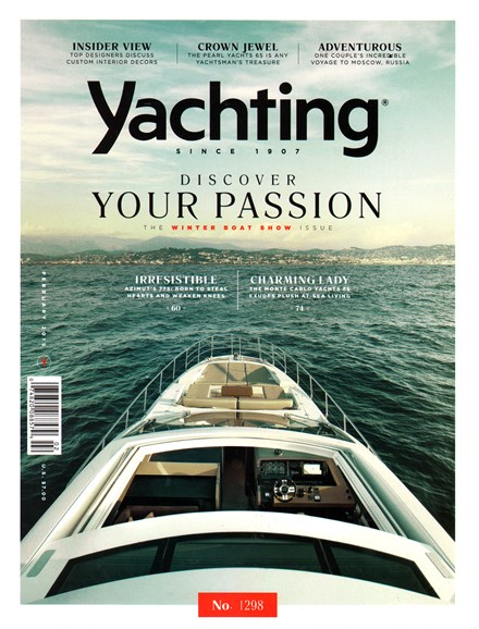 Yachting Cover - 2/1/2015