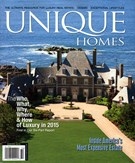 Unique Homes Magazine 1/1/2015