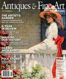 Antiques and Fine Art Magazine 1/1/2015