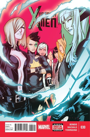 Astonishing X-Men Cover - 3/1/2015