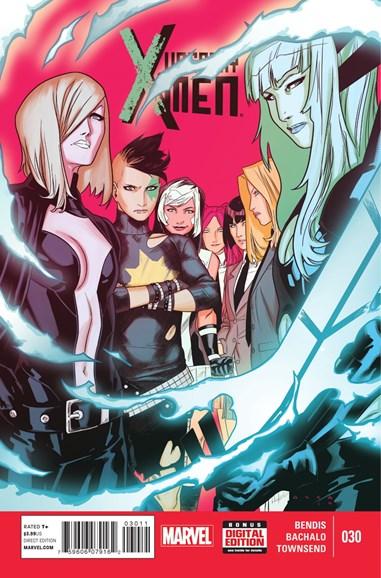 Astonishing X-Men Cover - 3/1/2015