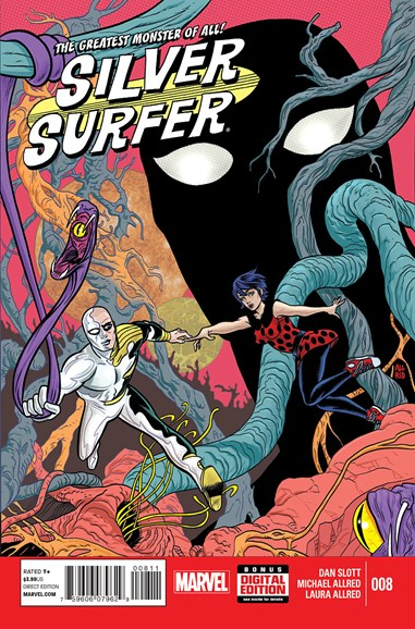 Silver Surfer Cover - 3/1/2015