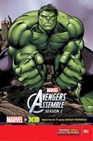 Marvel Universe Avengers Assemble 3/1/2015