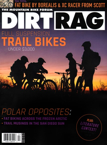 Dirt Rag Cover - 2/15/2015