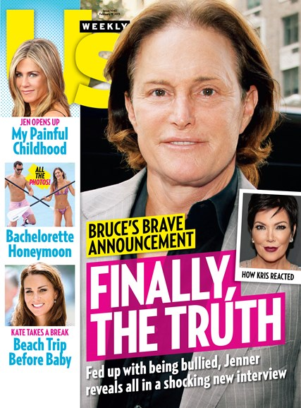 Us Weekly Cover - 2/9/2015