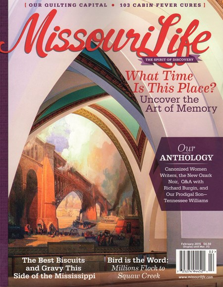 Missouri Life Cover - 2/1/2015