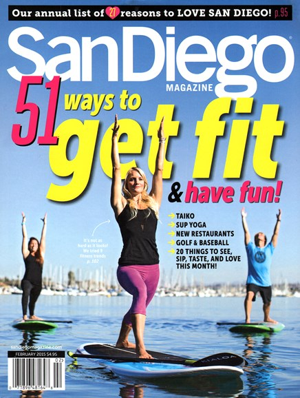 San Diego Cover - 2/1/2015