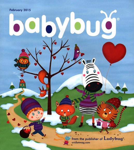 Babybug Cover - 2/1/2015