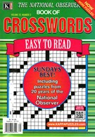 The National Observer Book of Crosswords Magazine 2/1/2015