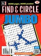 Find and Circle Jumbo Magazine 3/1/2015