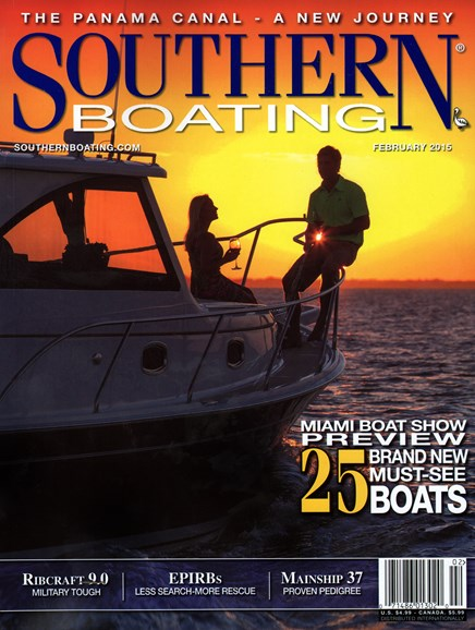Southern Boating Cover - 2/1/2015
