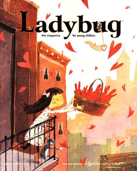 Ladybug Cover - 2/1/2015