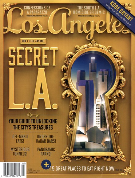 Los Angeles Cover - 2/1/2015