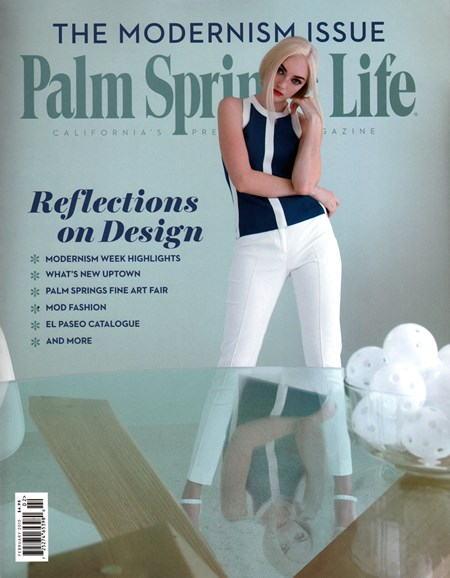 Palm Springs Life Cover - 2/1/2015