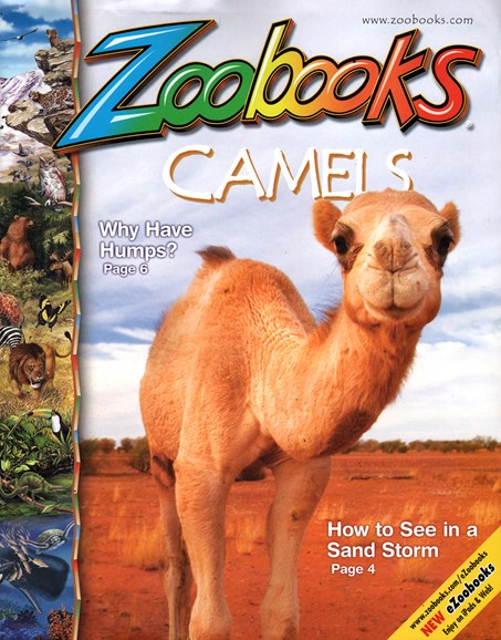 Zoobooks Cover - 1/1/2015