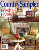 Country Sampler Magazine 3/1/2015